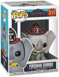 Fireman Dumbo Vinyl Figure 511