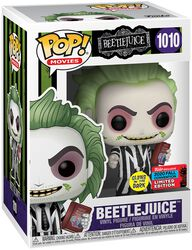 NYCC 2020 - Beetlejuice (Glow in the Dark) Vinyl Figure 1010