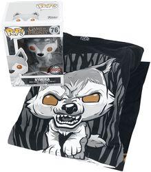 Nymeria T-Shirt plus Funko - Fanpakke