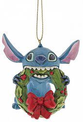 Stitch Christmas Bauble
