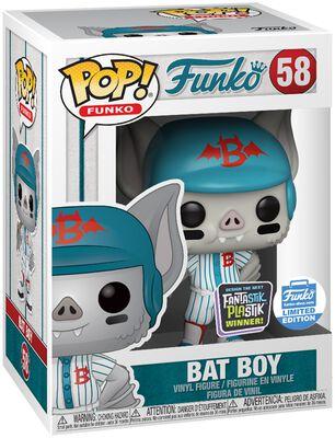 Fantastik Plastik Bat Boy (Funko Shop Europe) Vinyl Figure 58