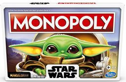 The Mandalorian - Monopoly - The Child