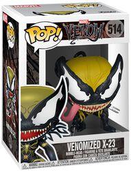 Venomized X-23 Vinyl Figure 514