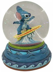 Stitch Snowglobe