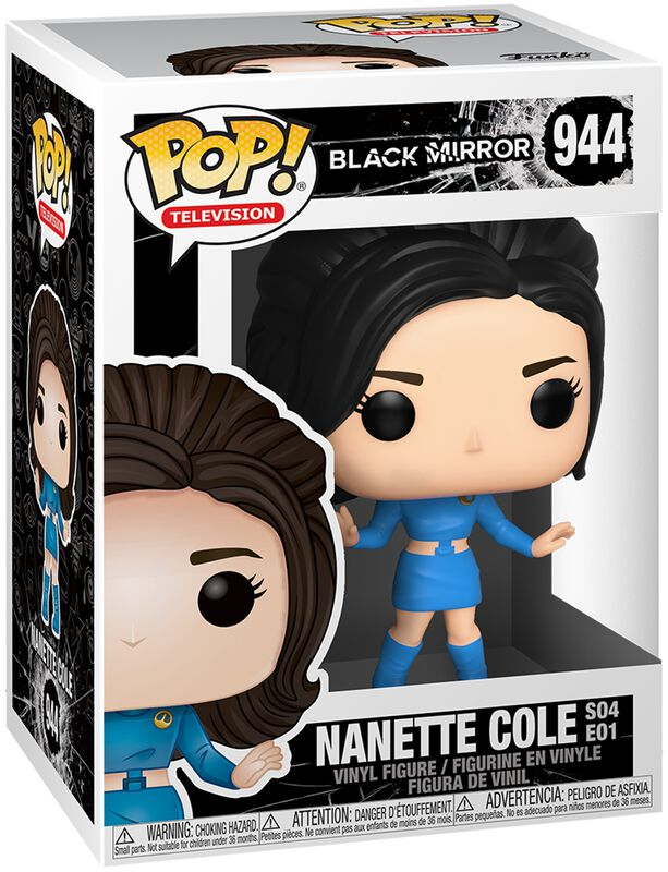 Black Mirror Nanette Cole Vinyl Figure 944