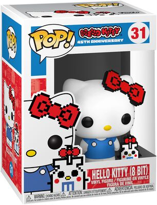 Hello Kitty (8 Bit) (chance for Chase) - Vinyl Figure 31