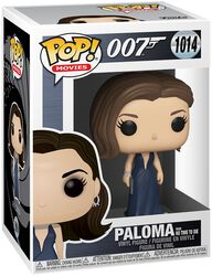 Paloma from No Time To Die Vinyl Figure 1014