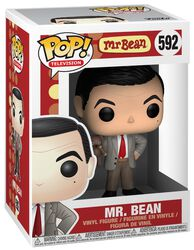 Mr. Bean with Teddy (Chase mulig) Vinyl Figure 592