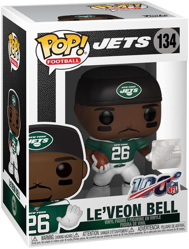 Jets - Le Veon Bell Vinyl Figure 134