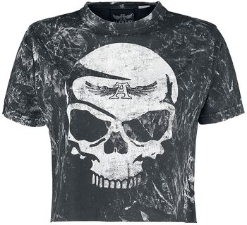 Splash Skull Webnet
