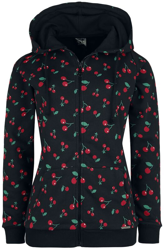 Cherries Hooded