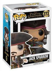 Salazar's Revenge - Jack Sparrow Vinylfigur 273