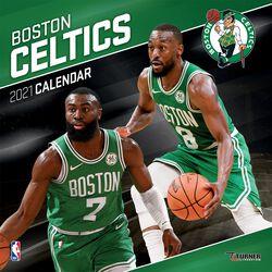 Boston Celtics - Kalendar 2021