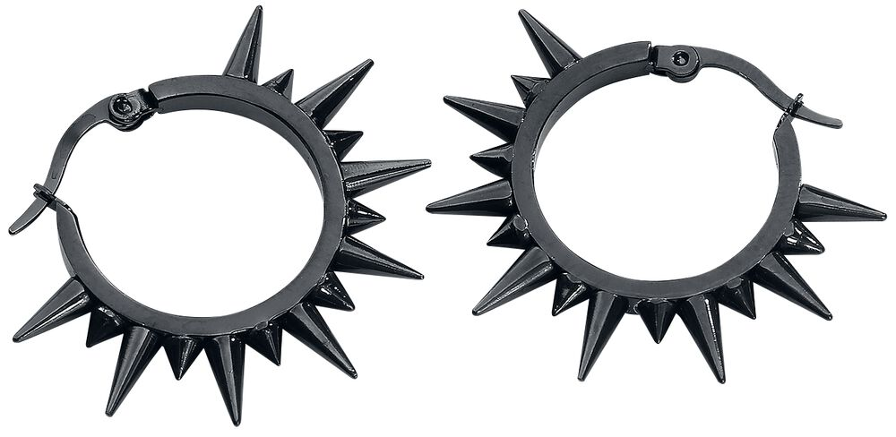 Spiked Black